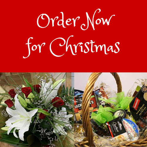 Get your Christmas order in early