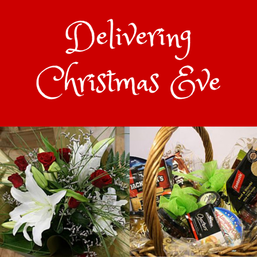 Christmas Eve Delivery in Rockingham and all suburbs between Mandurah and Fremantle