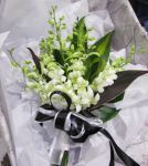 Sheaf Style Bridal Bouquet