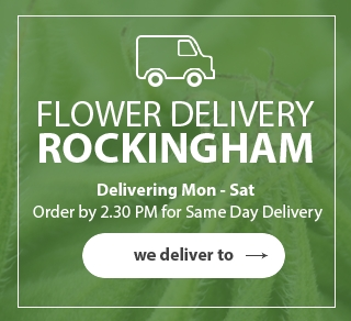 Rockingham Florist delivery areas