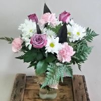 Pretty Posy and Vase