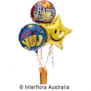 Single Helium Balloon