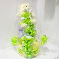 Large Baby Shower Nappy Cake