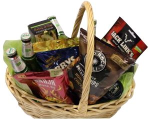 Gift Basket For Him