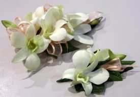 Corsage and Buttonhole