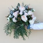 Large Loose Brides Bouquet