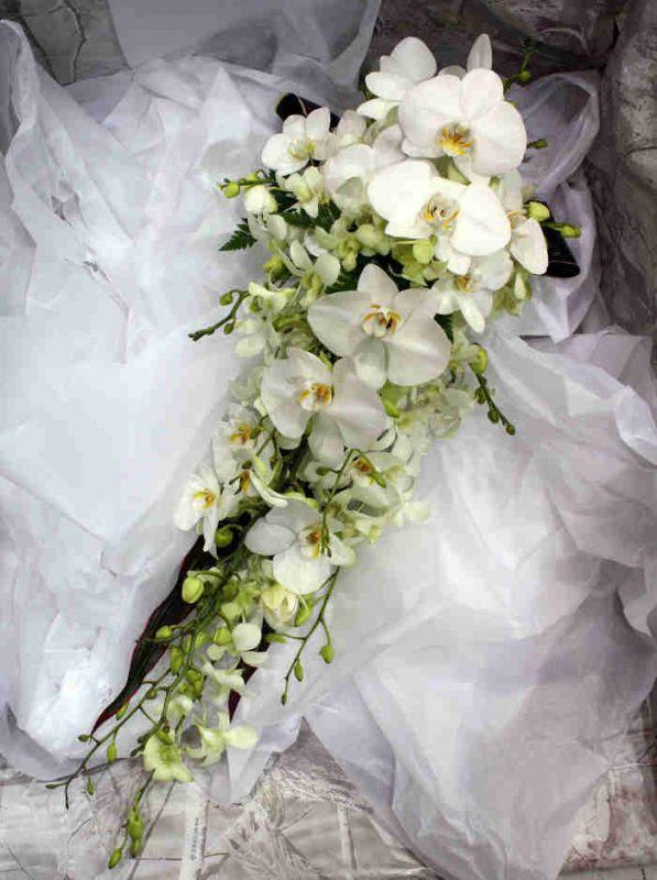 wedding bouquets, Natural flower